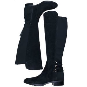 [VINCE CAMUTO] Tall Pauletta Boots Suede